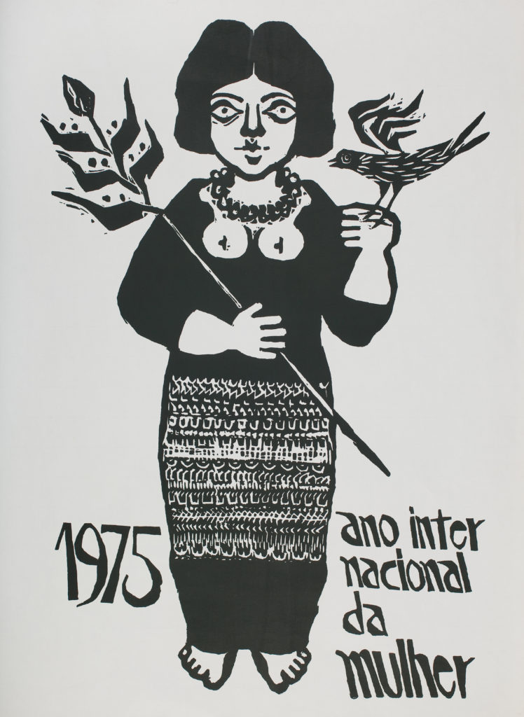 a7088f78f Used with permission. virgina artigas poster international women s year